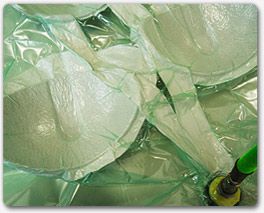 Wet Lay Vacuum Bag